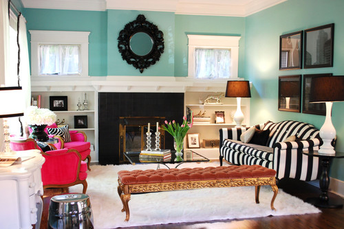 12 Decorate Your Home In Tiffany Blue