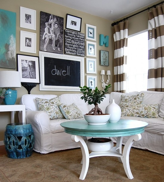 22 Decorate Your Home In Tiffany Blue