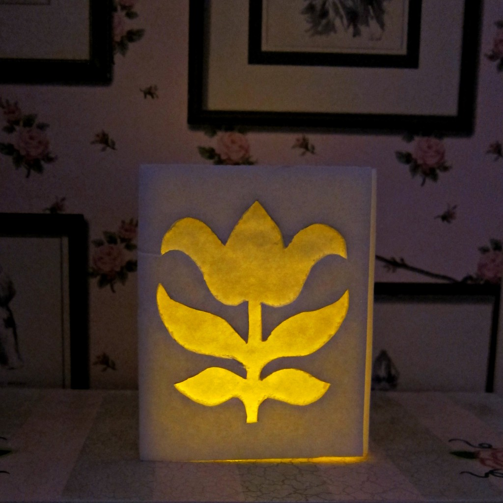 Tea light cover DIY 1024x1024 Make Your Own Tea Light Covers   By Morena of Morenas Corner