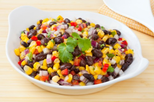 black bean and corn salad Black Bean and Corn Salad Recipe