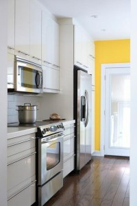 apartment therapy kitchen 200x300 10 Ways to Bring Summer into Your Home