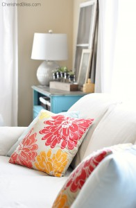 cherished bliss 196x300 10 Ways to Bring Summer into Your Home