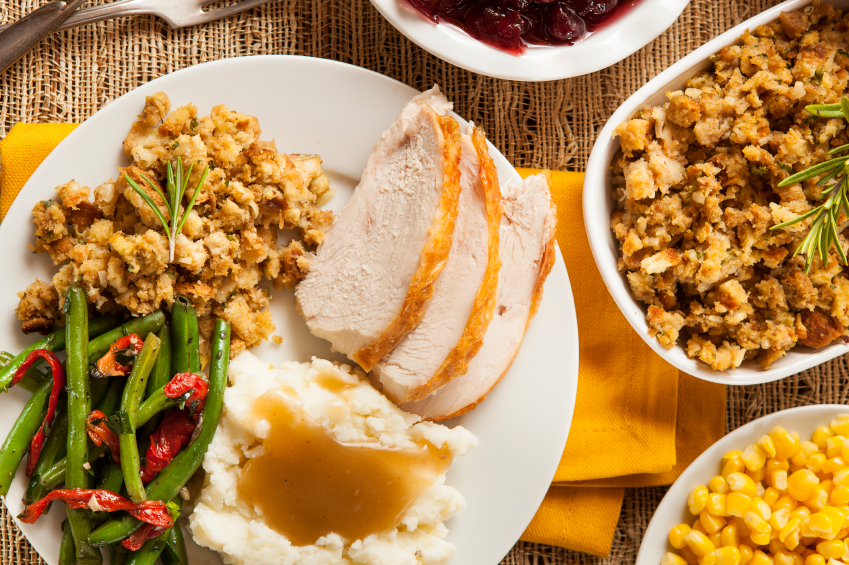 iStock 000029413758Small Traditional And Non Traditional Thanksgiving Recipes