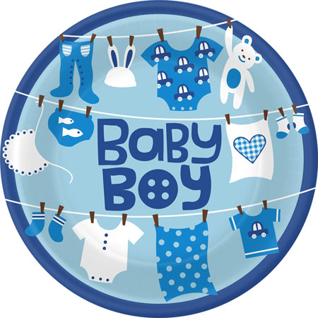 H1DPL3614 How To DIY The Perfect Baby Shower For A Boy