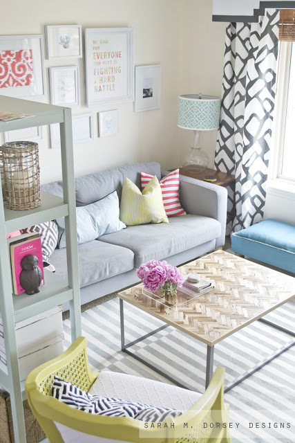 sarah m dorsey designs Home Decor Ideas From Creative Bloggers