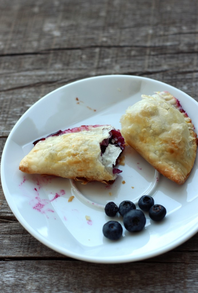 Easy Blueberry Hand Pies1 e1416153764352 July: National Blueberry Month