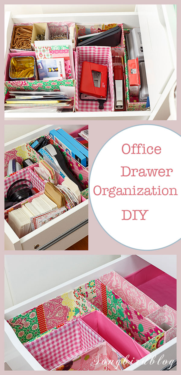 office drawer organization diy collage 2 Using Your Summer Months To Effectively Organize