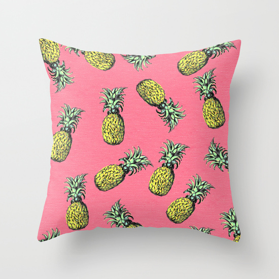 society6 Everything You Need To Know About Decorating With Pineapples