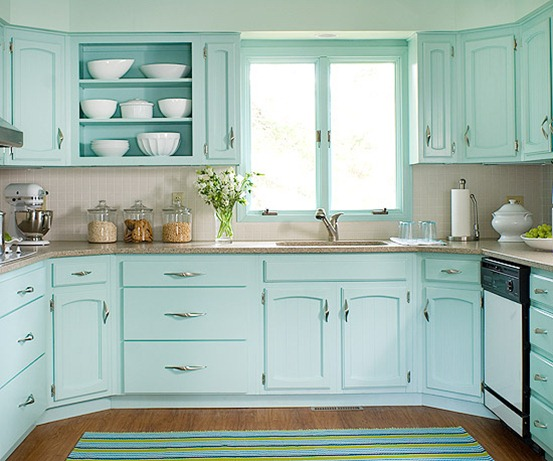 AquaCabinets Kitchen Color Combinations that will Transform Your Space