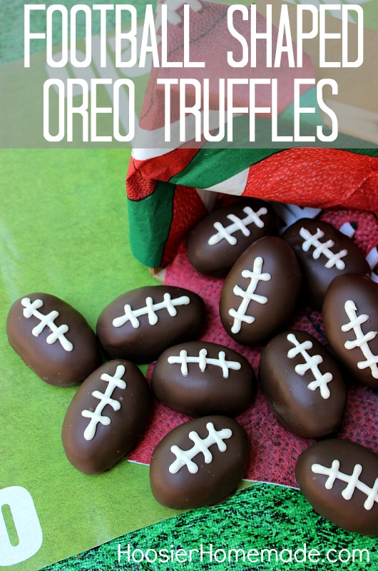 OreoTruffleFootballs Quick & Easy Tailgate Food to Please a Crowd