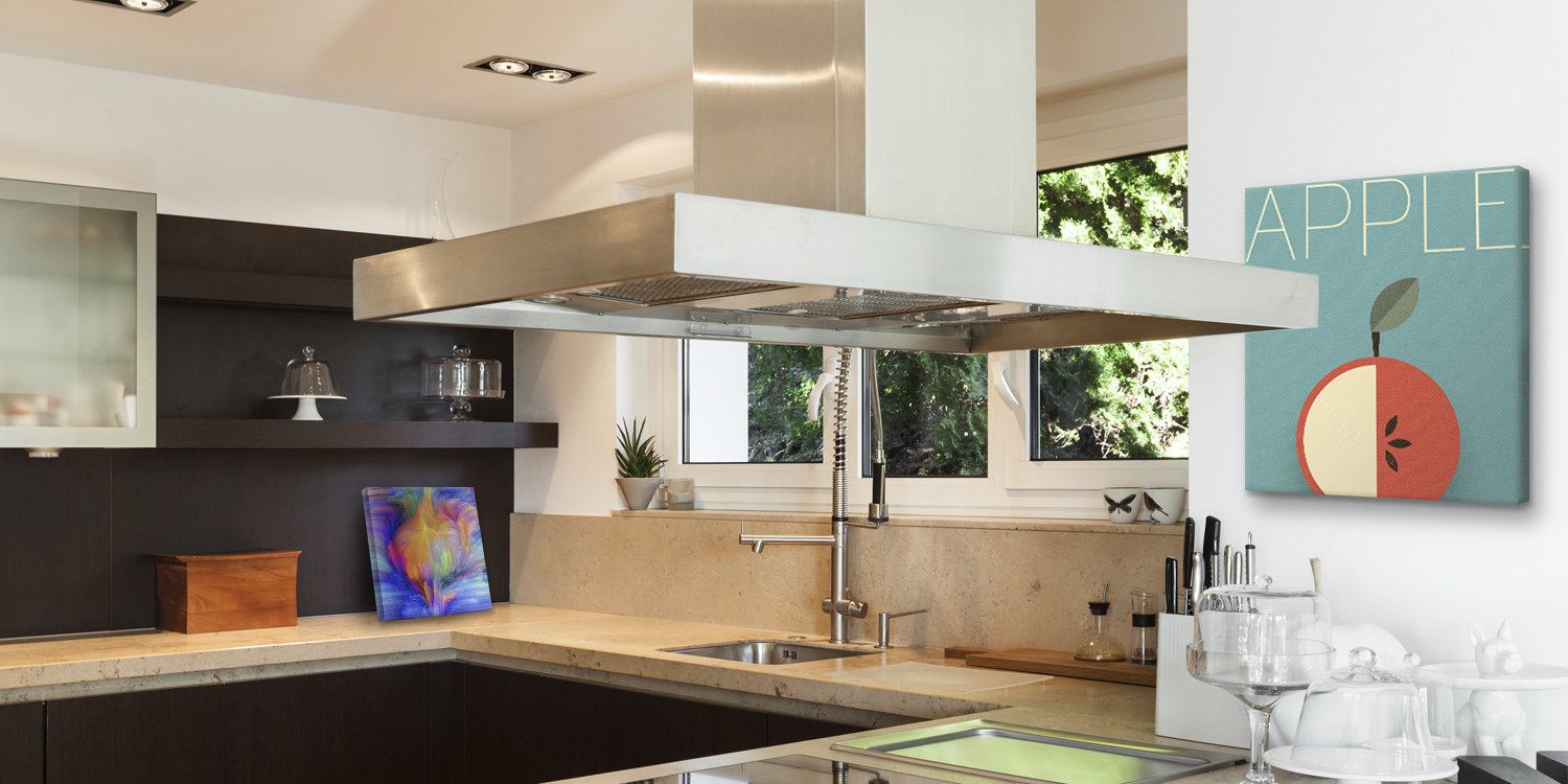 KitchenCanvas NoLogo Decorate Your Walls Like a Pro: Canvas Print Ideas for Any Space
