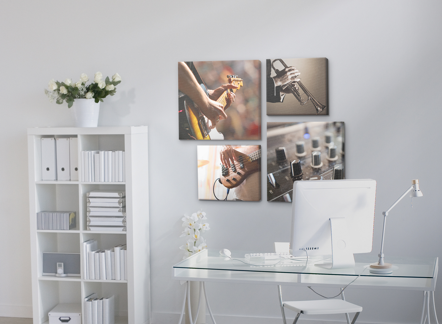 Decorate Your Walls Like a Pro: Canvas Print Ideas for Any Space ...