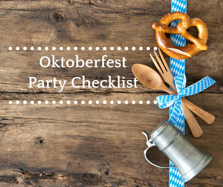 Oktoberfest 1 Oktoberfest Checklist: Everything You Need to Host a Party