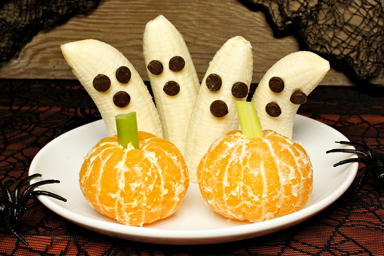 banana 5 Tips For A Healthier (But Still Fun!) Halloween