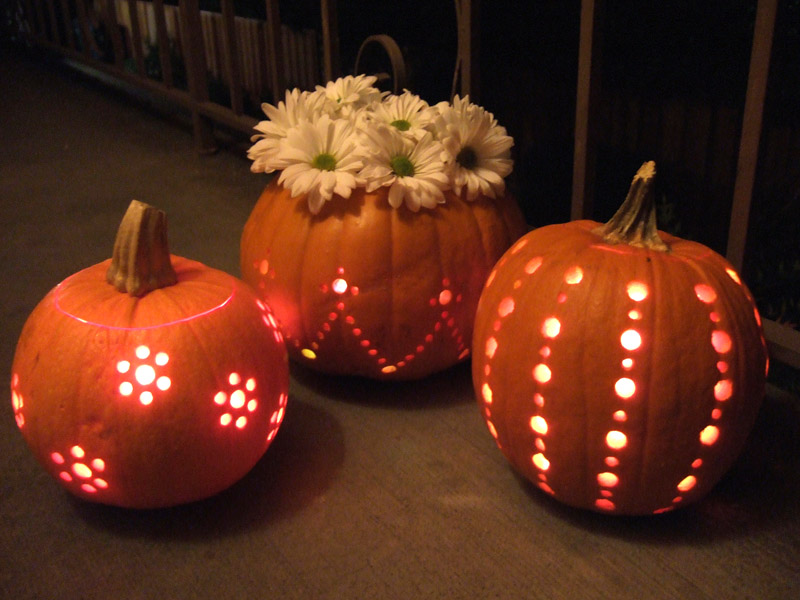 final pumpkins Fall Crafts & DIY Projects that Wont Take All Day