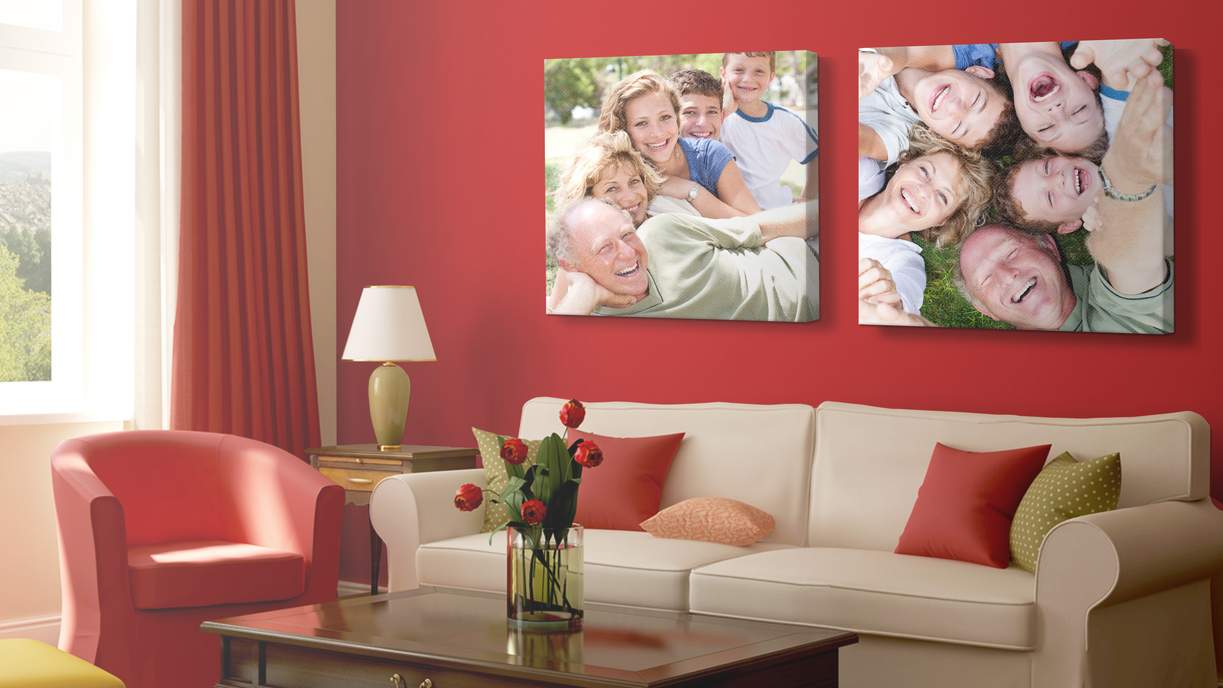 ECP 20151028 Family Time 2 Canvas Gift Gallery