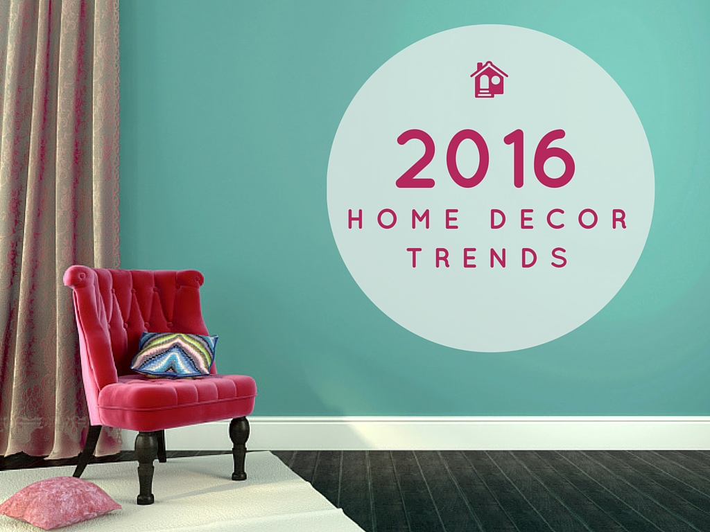 on trend for 2016 affordable home decorating ideas perfect for overhauling your home - Home Decor 2016