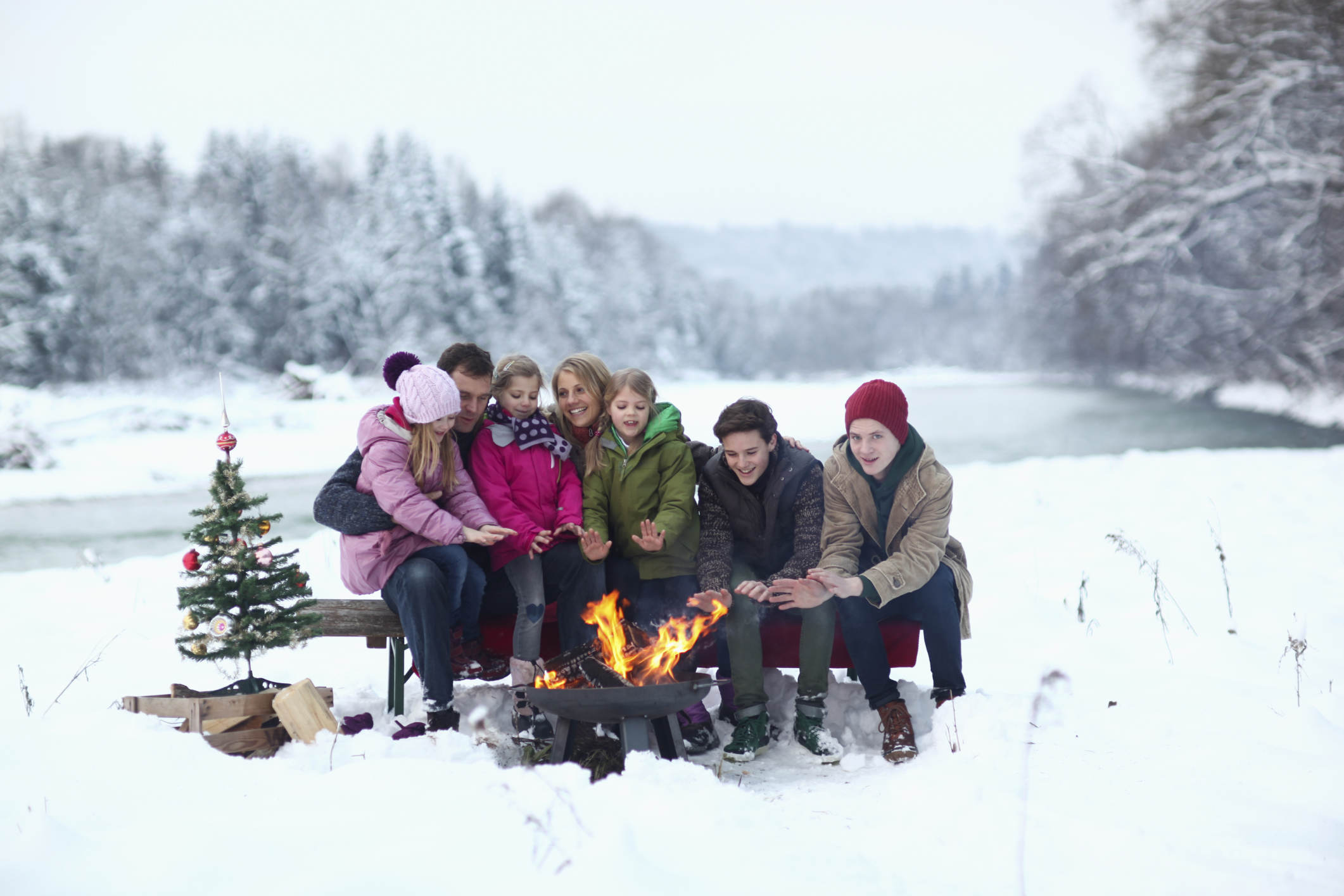 10 Winter Photo Ideas That The Whole Family Can Enjoy