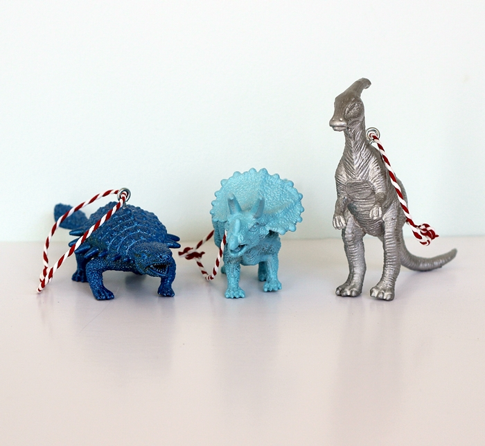 dino04s 12 Fast and Easy Homemade Christmas Ornaments