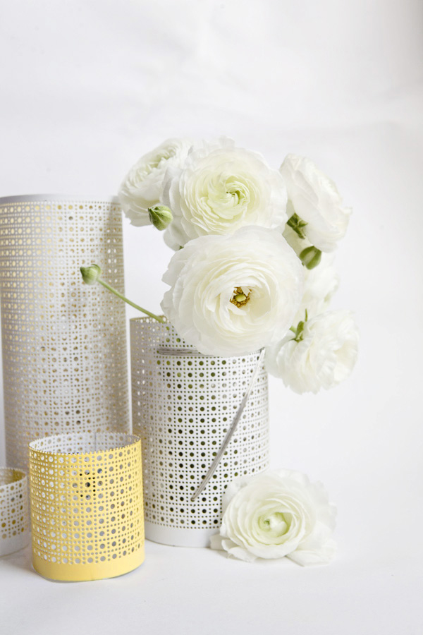 diy radiator perforatedsheets lanterns 11 11 Personalized Gifts You Can Make Right Now