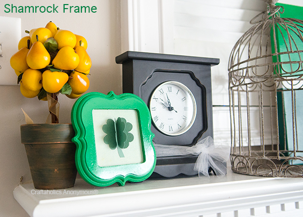ShamrockPicture 5 St. Patricks Day Decorations You Can Make with the Kids
