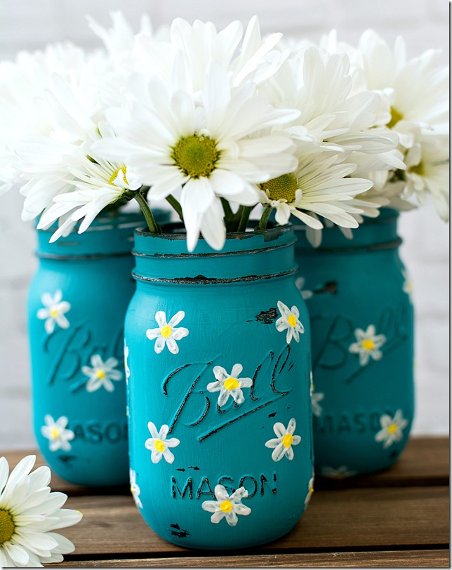 MasonCraft 12 Fabulously Fresh DIY Ideas for Your Spring Home Decor